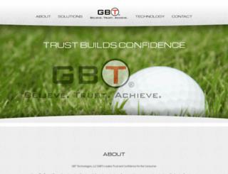 golfballtest.org screenshot