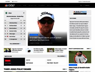 golfchannel.com screenshot