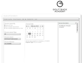 golfchannelacademymn.uschedule.com screenshot