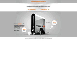 golfckcz.pixolo.cz screenshot