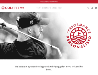 golffitproshop.com screenshot
