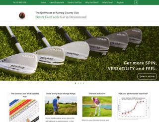 golfhouseatroodepoort.co.za screenshot