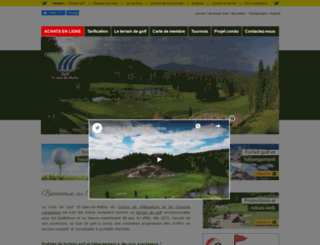 golfmatha.com screenshot