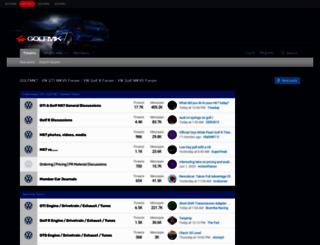 golfmk7.com screenshot