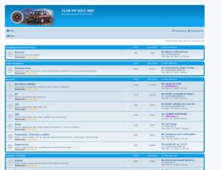golfmkll.com screenshot