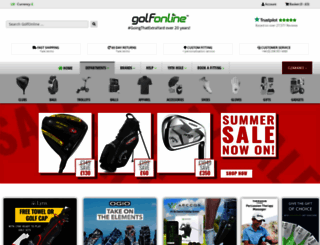 golfonline co uk