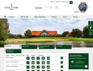 golfotelfingen.ch screenshot