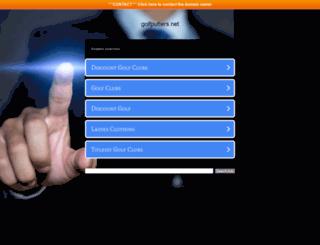 golfputters.net screenshot