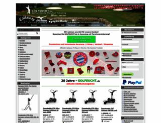 golfsucht.de screenshot