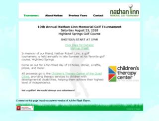 golfwithnate.com screenshot