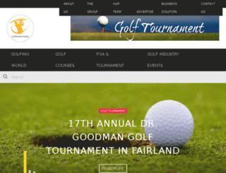 golfworld-empire.com screenshot