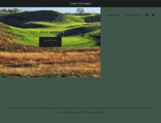 golfworxs.com screenshot