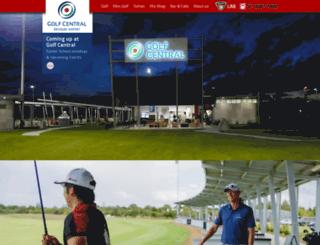 golfwp.devave.com screenshot