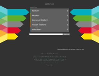 gollum.se screenshot