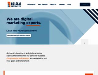 golocal.com screenshot