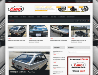 golquadrado.com.br screenshot