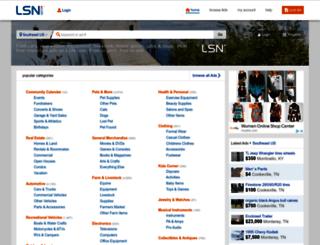 golsn.com screenshot