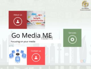 gomediame.com screenshot