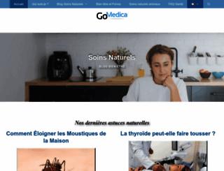 gomedica.org screenshot