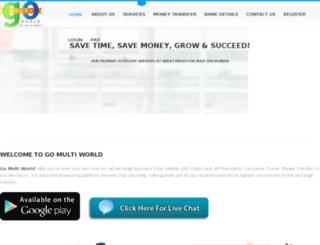 gomultiworld.com screenshot