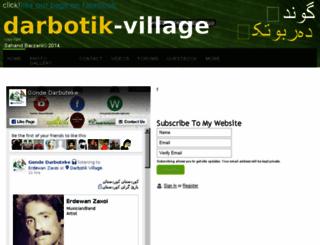 gonde-darbotke.webs.com screenshot