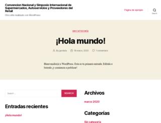 gondola.fenalco.com.co screenshot