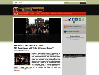 goneseoulsearching.com screenshot
