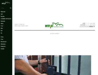 goniecbartoszycki.wm.pl screenshot