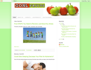 gonlfruit.blogspot.com screenshot
