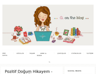gontheblog.com screenshot