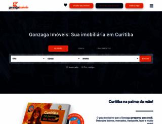 gonzagaaluguel.com.br screenshot
