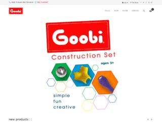 goobi.com screenshot