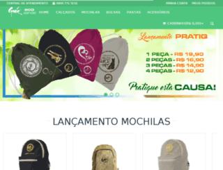 goocloja.com.br screenshot