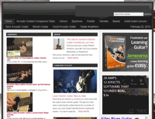 good-guitars.com screenshot