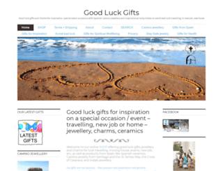 good-luck-gifts.com screenshot