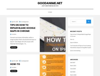 goodanime.net screenshot