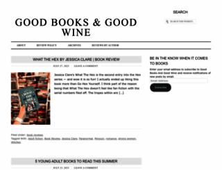 goodbooksandgoodwine.com screenshot