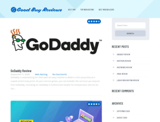 goodbuyreviews.com screenshot