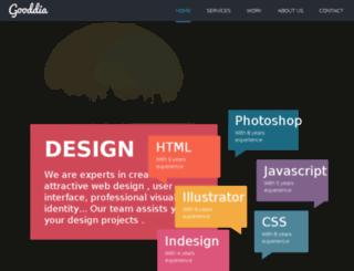 gooddia.com screenshot