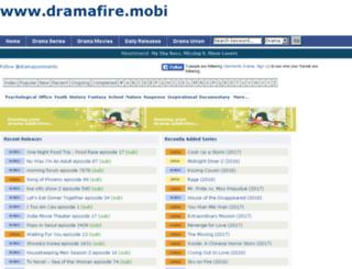 gooddrama.mobi screenshot