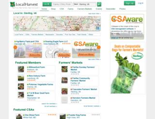 goodfoodfarmers.csaware.com screenshot