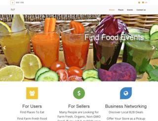 goodfoodnet.com screenshot