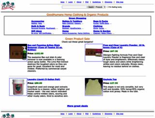 goodhumans.com screenshot