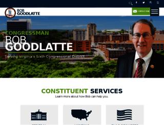 goodlatte.house.gov screenshot