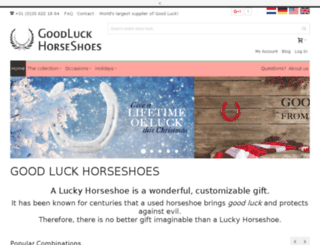 goodluckgift.co.uk screenshot