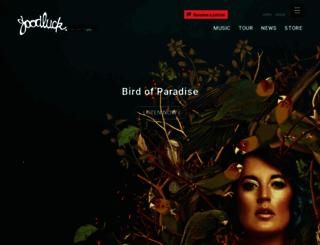 goodlucklive.com screenshot