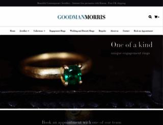 goodmanmorris.com screenshot