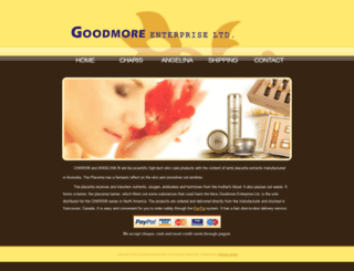 goodmoreltd.com screenshot