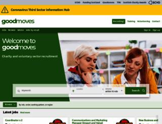 goodmoves.com screenshot
