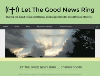 goodnewsrings.com screenshot